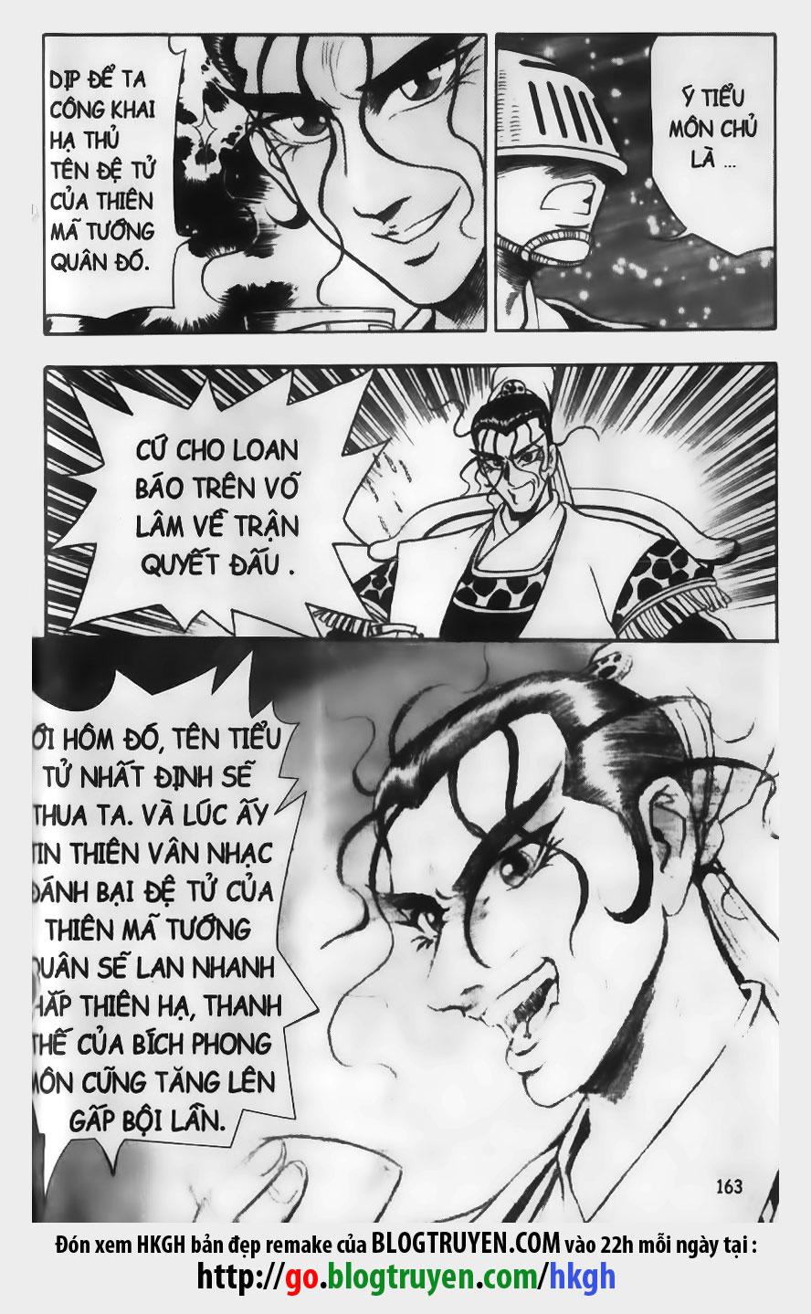 Hiệp Khách Giang Hồ - Hiệp Khách Giang Hồ Chap 047 - Pic 20