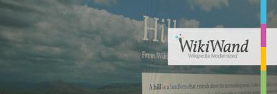 Moderniza la Wikipedia desde Google Chrome con WikiWand.