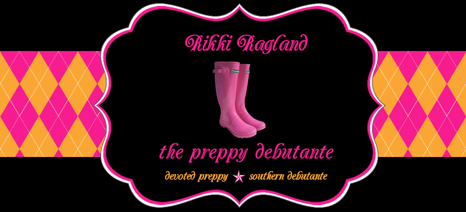 the preppy debutante