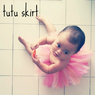 tutorial tutu skirt