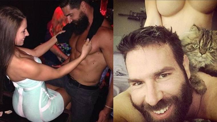 Foto dan bilzerian raja instagram Penjudi Poker dengan para wanitanya (girls)