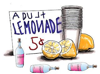 Vodka Lemonade Yum