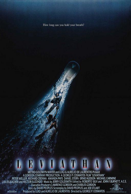 Ninja Dixon: Leviathan (1989)