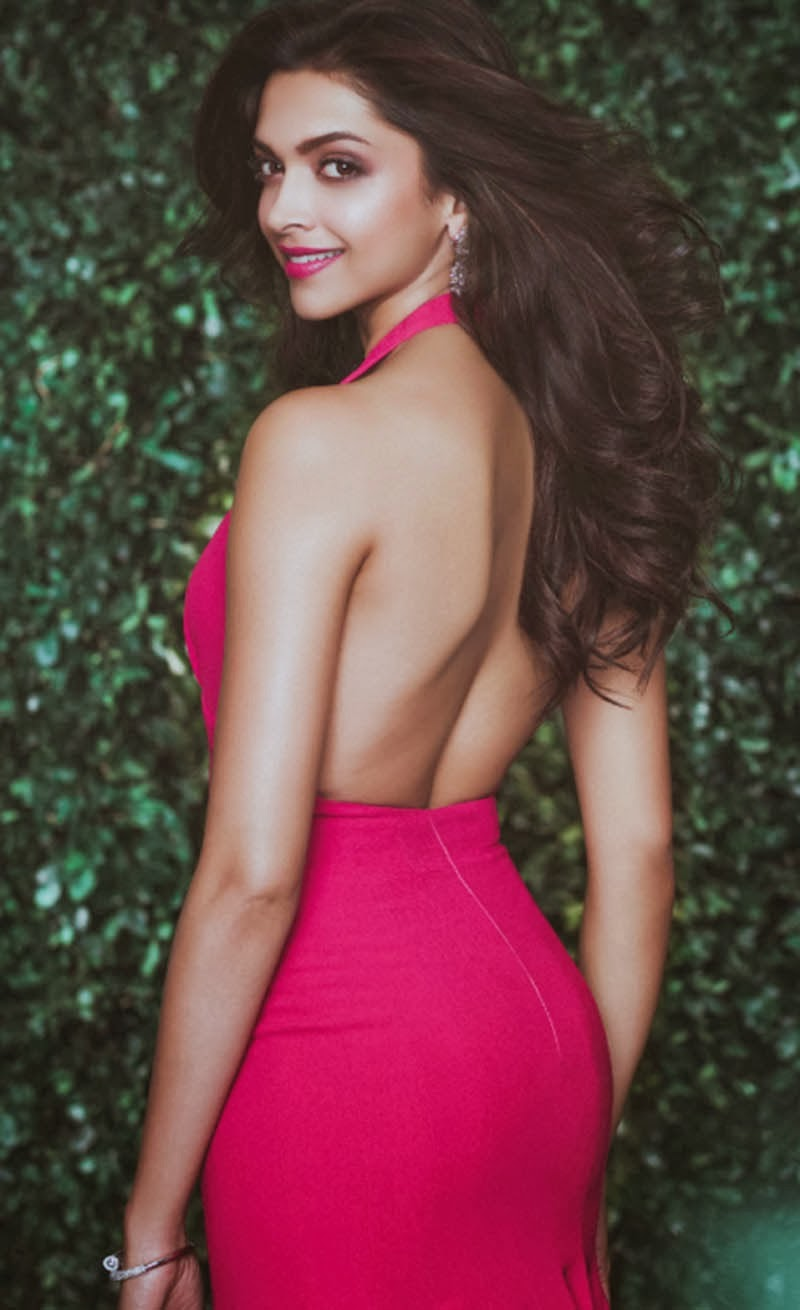 Actress Deepika Padukone Latest Cute Hot Exclusive Pink ...