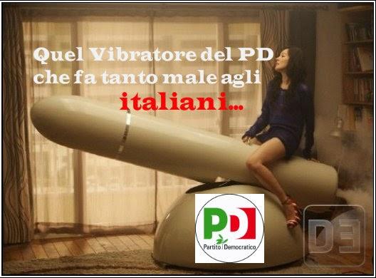 Il Vibra del PD che fa tanto male agli italiani