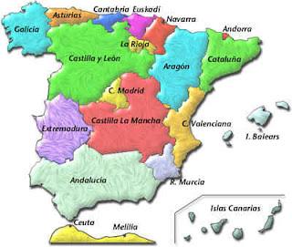 De dónde proviene el nombre de España
