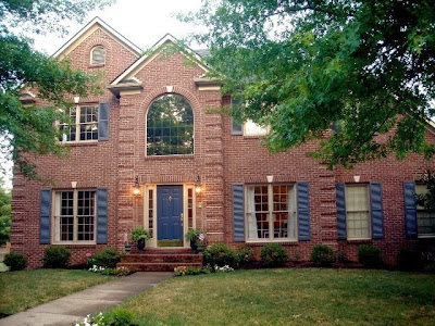 exterior paint ideas for brick houses