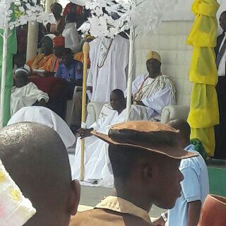 PHOTOS: Ooni Of Ife Visits NYSC Camp In Ede, Osun State IMG-20161212-WA0002