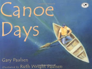 bookcover of CANOE DAYS by Gary Paulsen