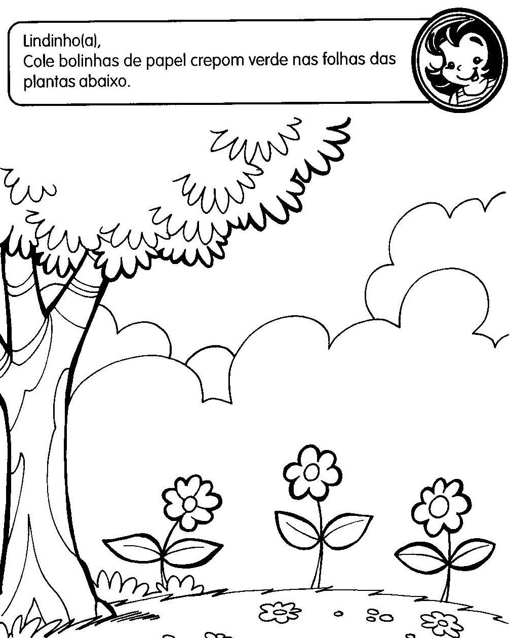 Favoritos Nosso Espaço da Educação: Maternal - Semana do meio ambiente  JD46