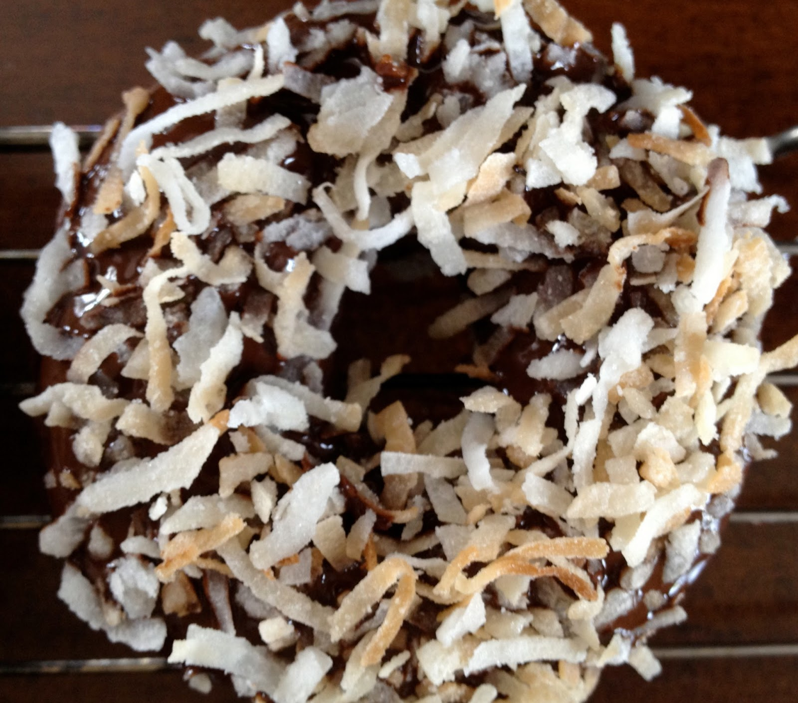 Joanna Banana Bread: Chocolate Brownie Donuts: Three Ways to Glaze