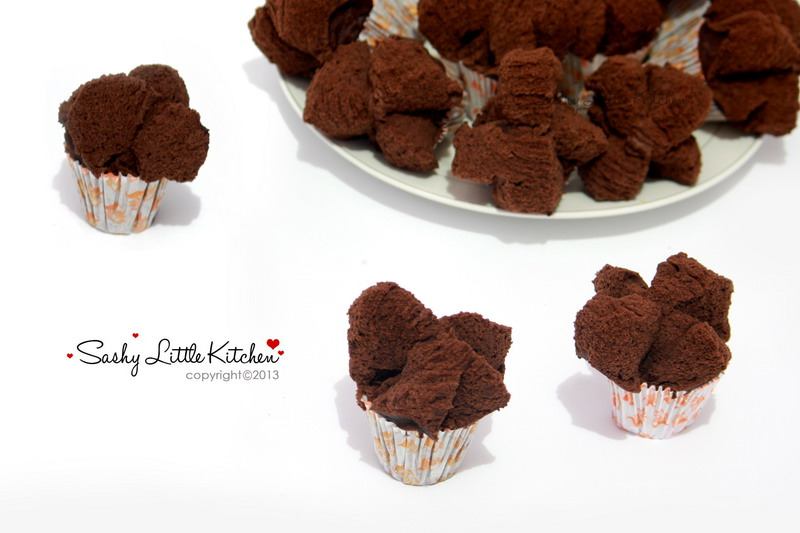 Brownies kukus mekar ny liem sashy little kitchen Home mekar