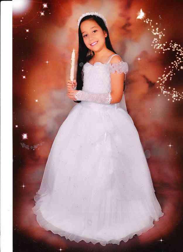Imagenes de vestidos de primera comunion elegantes