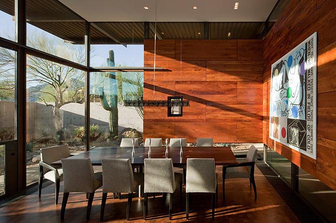 Residence in Scottsdale, Arizona