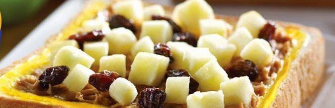 Resep Cara Membuat Roti Kacang Tabur Apel ala Blueband