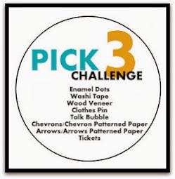 """September """"Pick 3"""" Challenge"""
