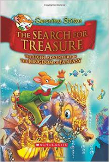 Geronimo Stilton and the Kingdom of Fantasy: The Search for Treasure