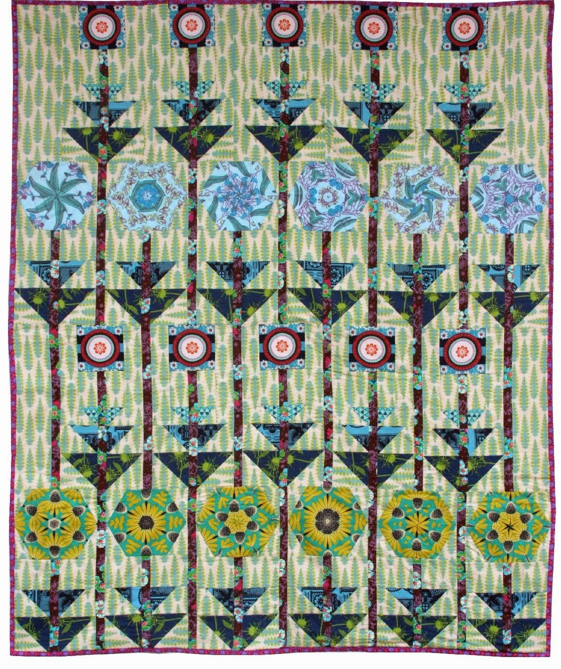 free pattern! hot house