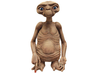 """NECA Life-Sized 3 Foot Tall E.T. """"Stunt Puppet Prop Relica"""""""