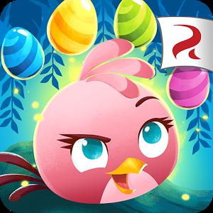 Angry Birds Stella POP! v1.1.16 (Mod Gold Lives) APK