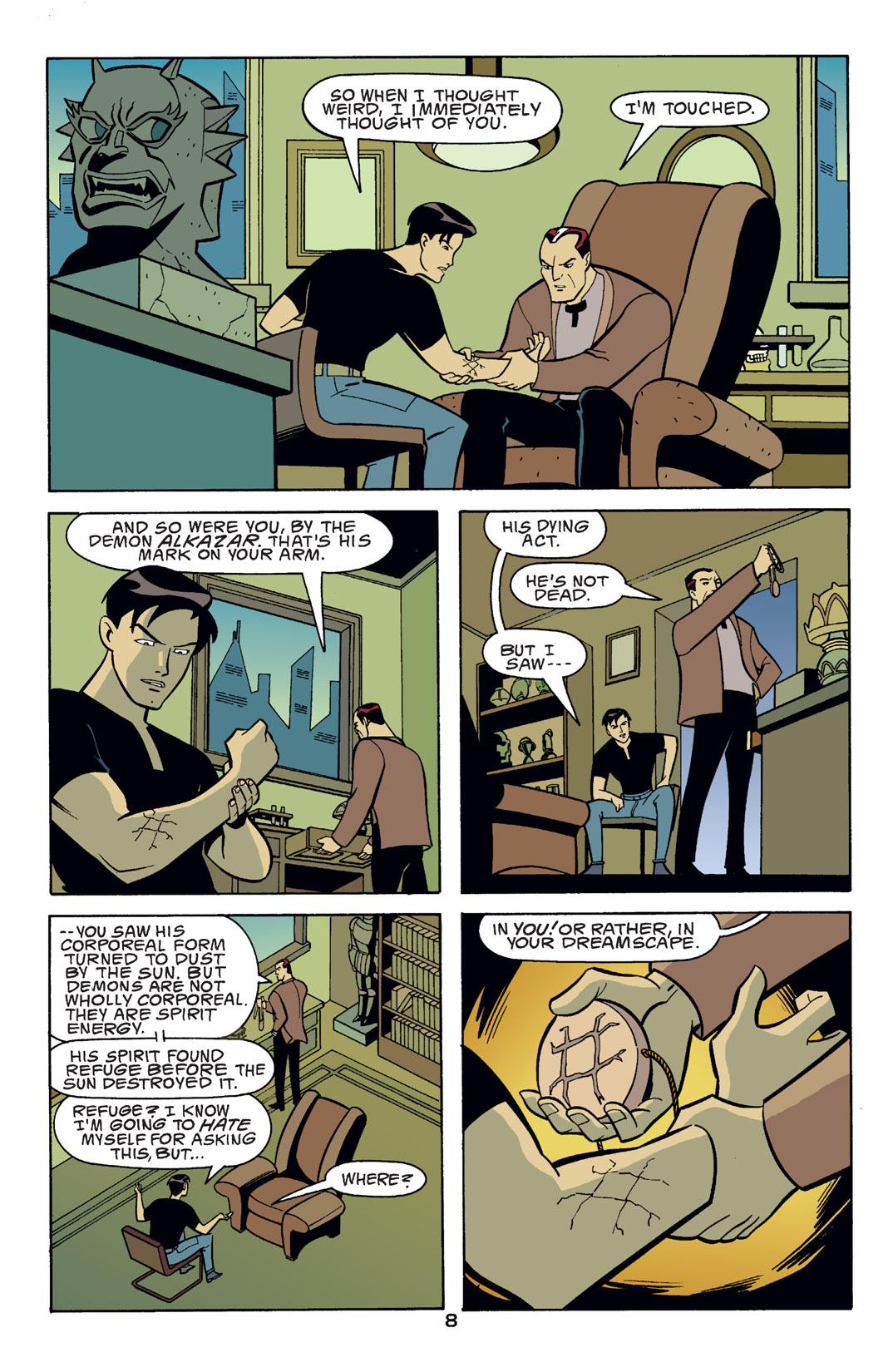 Batman Beyond [II] Issue #14 #14 - English 9