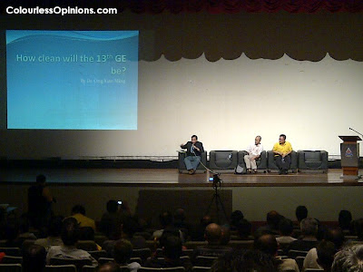 How Clean Will the 13th General Election Be - Bersih Forum Malaysia