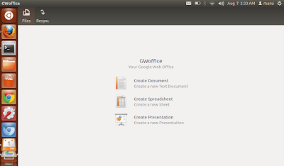 google drive for Ubuntu