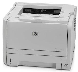 HP Laserjet P2050 Printer Drivers Download