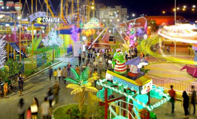 suasana suroboyo carnival
