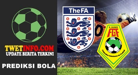 Prediksi England U17 vs Guinea U17