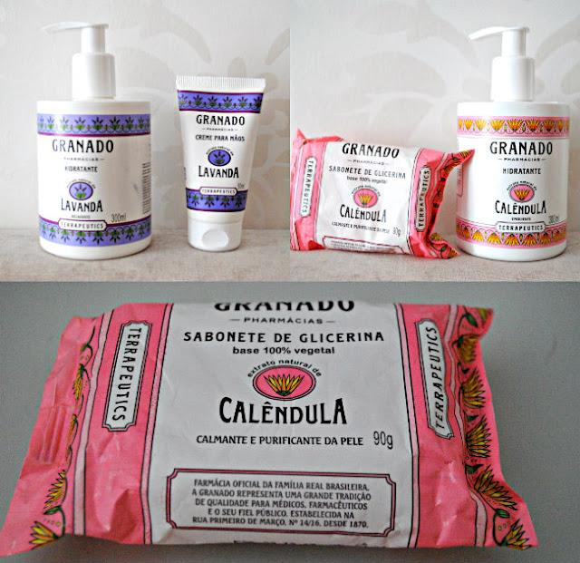 granado, phebo, rio de janeiro, cosmética brasileira, linha pink, linha vintage