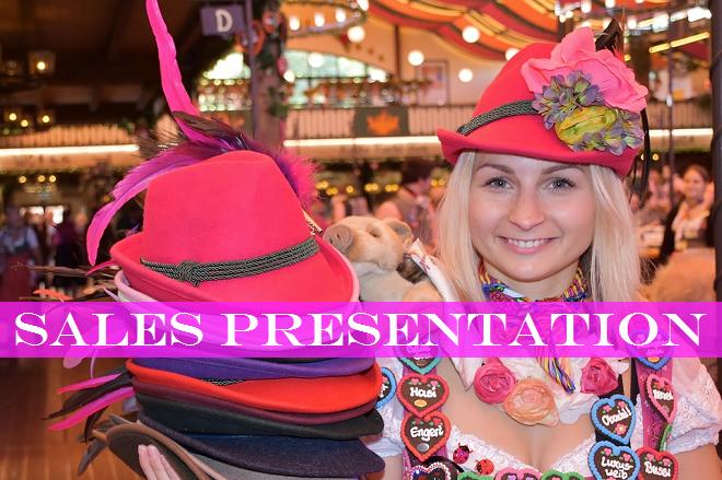 Tips Menjadi Pedagang / Penjual Sukses ( Sales Presentation )