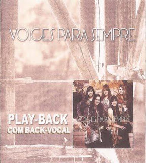Voices - Pra Sempre 2012 Playback