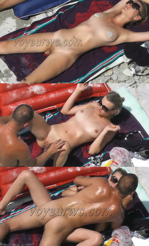 BeachHunters Sex 17076-17152 (Nude Beach Sex Voyeur)