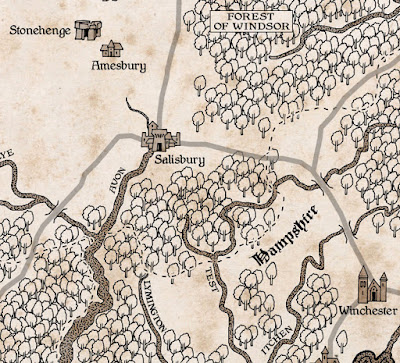 Dark Albion/RPGPundit - Corey Ryan Walden Review Maps