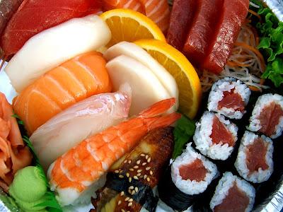 que rico sushi
