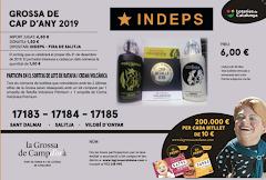 Loteria de Cap d'Any LA GROSSA DE CATALUNYA