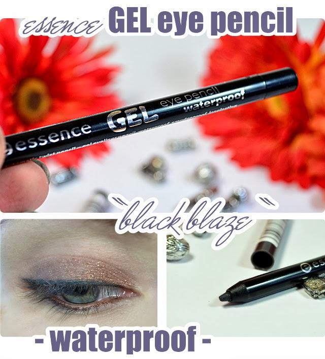 essence Neuheiten im Frühjahr 2014 - GEL eye pencil waterproof