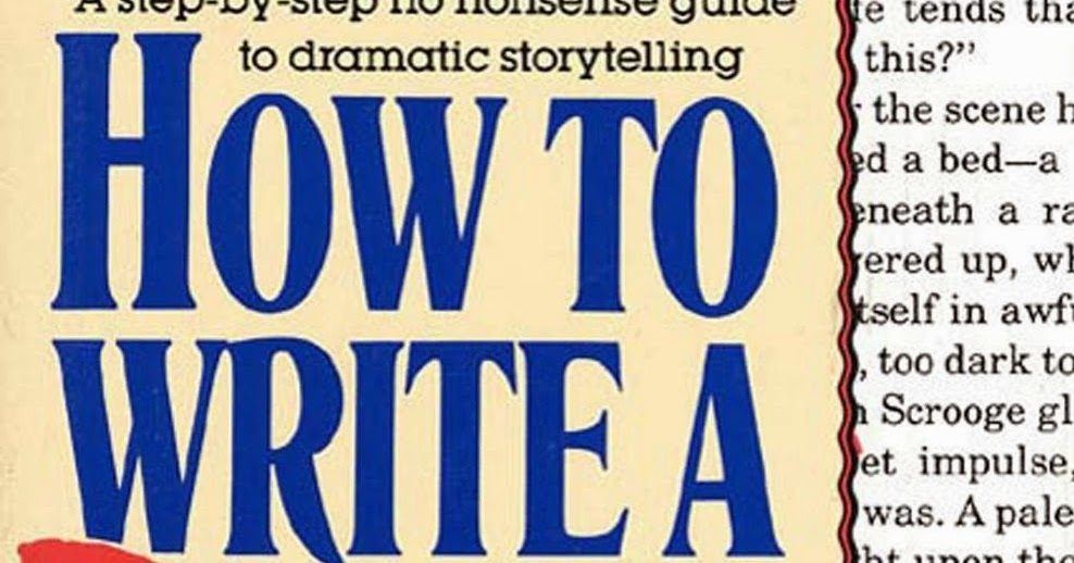 how to write a damn good novel Buy how to write a damn good novel ii first edition first printing by james frey (isbn: 9780312104788) from amazon's book store everyday low prices and free delivery.