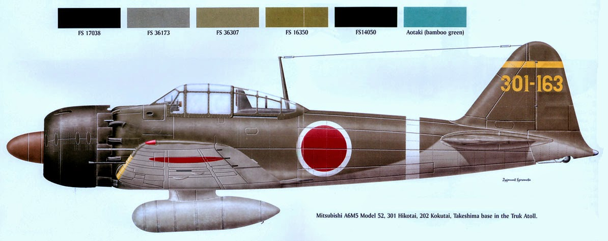 2023 Kokutai Japanese Aircraft of WWII March