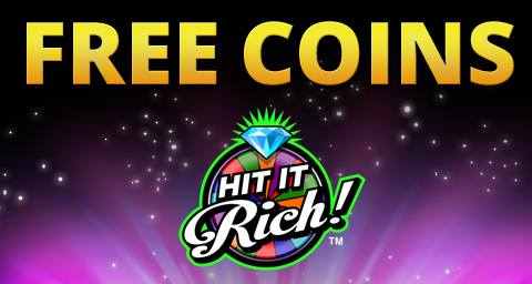 claim free coins hit it rich casino slots
