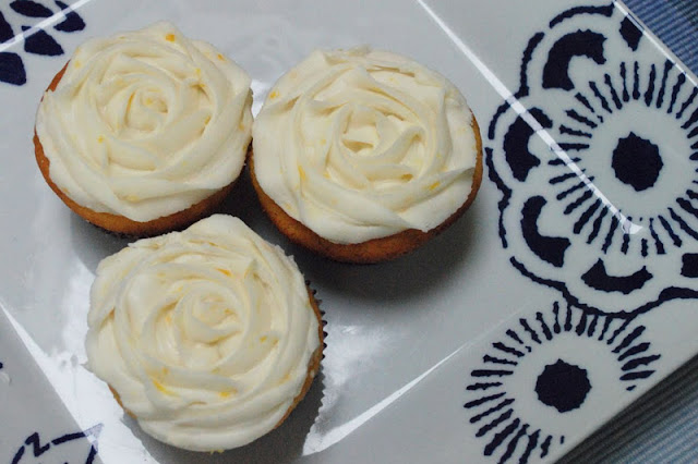 lemon cupcakes 3
