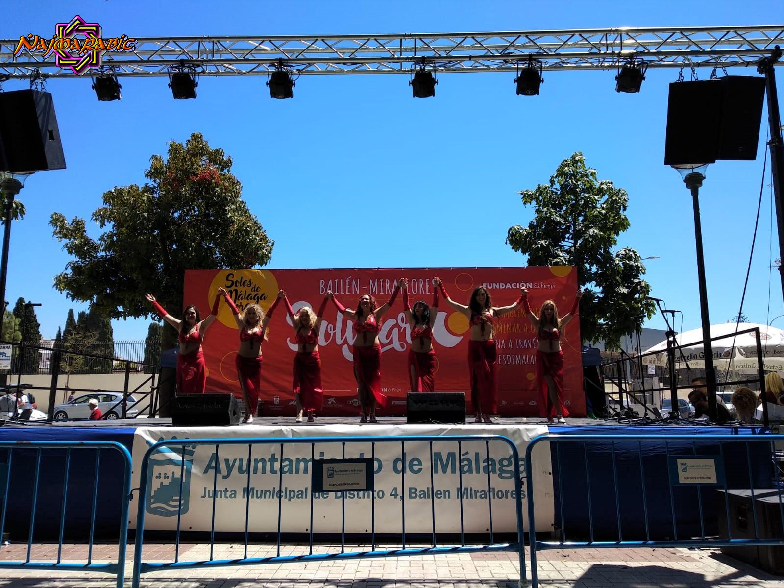 Najmarabic en los Soles Solidarios 2019