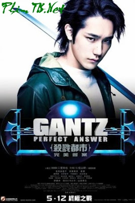 Gantz Part 2 - Gantz 2 : Perfect Answer
