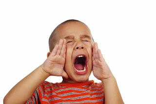 Menjerit mengungkap rindu. (orang arab mesir)