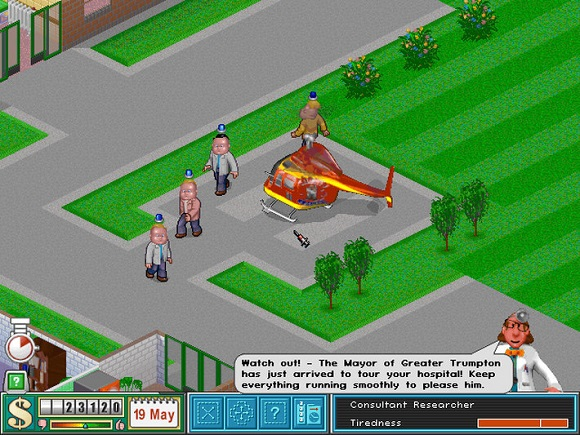 theme-hospital-pc-screenshot-katarakt-tedavisi.com-1