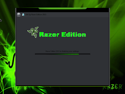 Windows 7 Razer Edition 2015 64 Bit Activated
