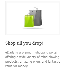 Edady Shopping Compansation Plain