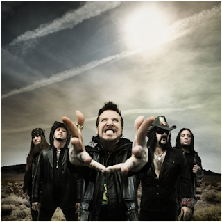 HELLYEAH Announces Third Disc, 'Band of Brothers' Out in the Spring on Eleven/Seven Music