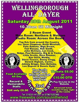 Wellingborough All-Dayer 2011